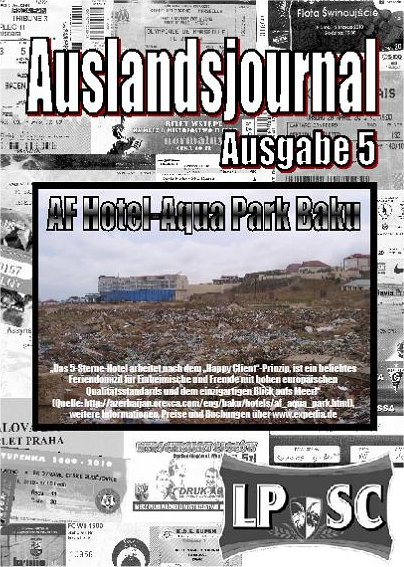 Auslandsjournal 5 Image