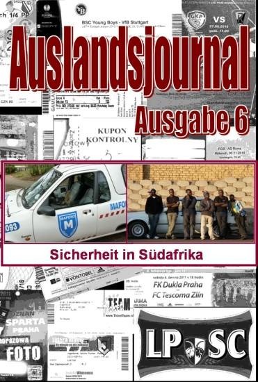 Auslandsjournal 6 Image