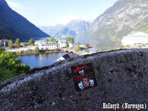 Hellesylt Norwegen