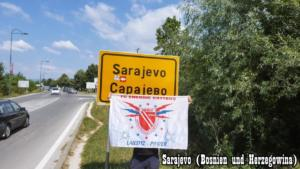 Sarajevo Bosnien Herzegowina